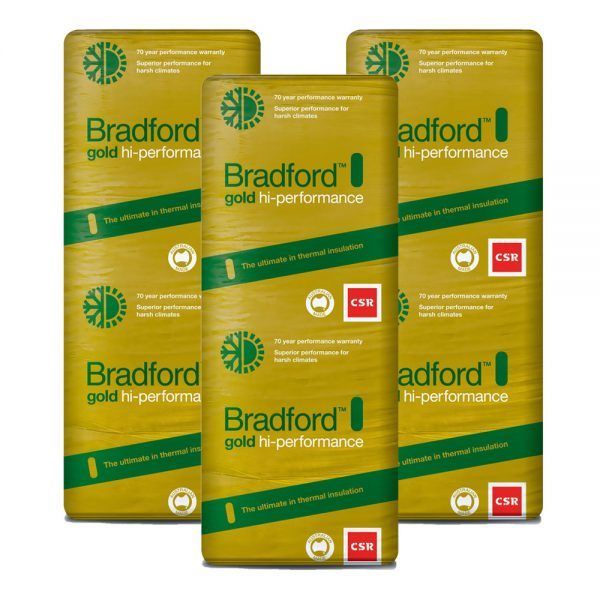 Bradford Glasswool Ceiling Batts