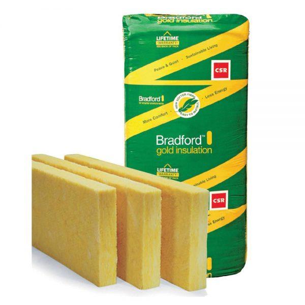 Bradford Glasswool Wall Batts