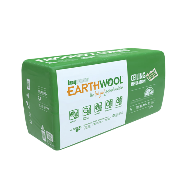 Knauf-Earthwool-ceiling