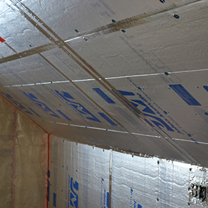 Rigid Board Insulation / Eps Panels